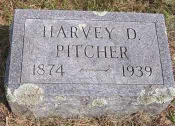 PITCHER, HARVEY DAY - Oswego County, New York   HARVEY DAY PITCHER - New York Gravestone Photos