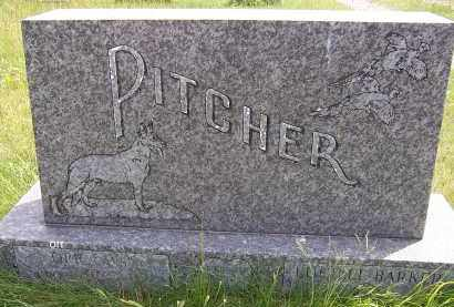 PITCHER, LUCILLE - Oswego County, New York | LUCILLE PITCHER - New York Gravestone Photos