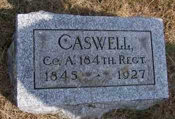 SHERMAN, CASWELL - Oswego County, New York   CASWELL SHERMAN - New York Gravestone Photos