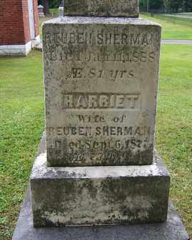SHERMAN, HARRIET - Oswego County, New York | HARRIET SHERMAN - New York Gravestone Photos