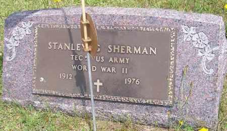 SHERMAN (WWII), STANLEY G. - Oswego County, New York | STANLEY G. SHERMAN (WWII) - New York Gravestone Photos