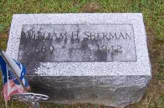 SHERMAN, WILLIAM H. - Oswego County, New York | WILLIAM H. SHERMAN - New York Gravestone Photos