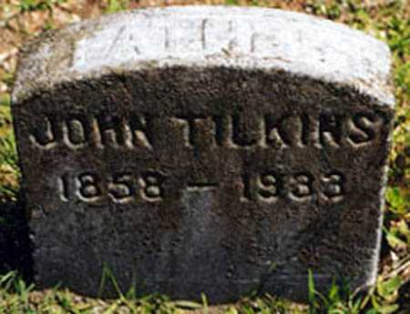 TILKINS, JOHN - Oswego County, New York | JOHN TILKINS - New York Gravestone Photos