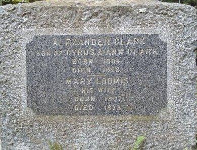 CLARK, MARY - Otsego County, New York | MARY CLARK - New York Gravestone Photos