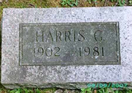 CLARK, HARRIS - Otsego County, New York | HARRIS CLARK - New York Gravestone Photos