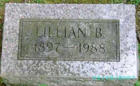 BLISS CLARK, LILLIAN - Otsego County, New York | LILLIAN BLISS CLARK - New York Gravestone Photos