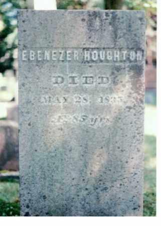 HOUGHTON, EBENEZER - Otsego County, New York | EBENEZER HOUGHTON - New York Gravestone Photos
