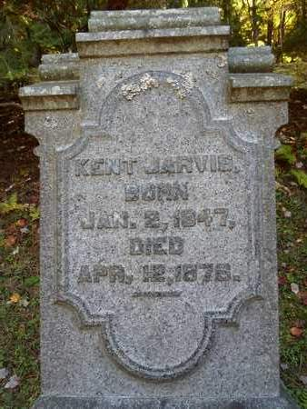 JARVIS, KENT - Otsego County, New York | KENT JARVIS - New York Gravestone Photos