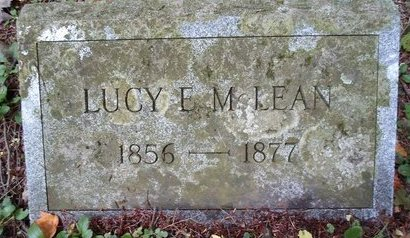 MCLEAN, LUCY E - Otsego County, New York | LUCY E MCLEAN - New York Gravestone Photos