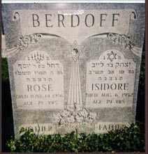 BERDOFF, ISIDORE - Queens County, New York | ISIDORE BERDOFF - New York Gravestone Photos
