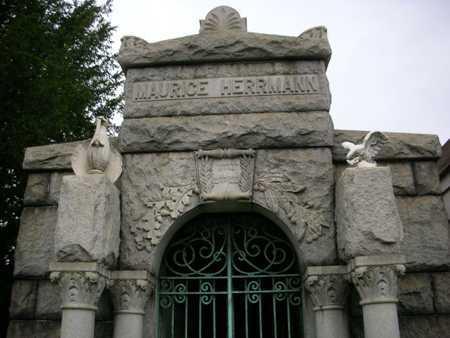 HERRMANN, MAURICE FAMILY MAUSOLEUM - Queens County, New York | MAURICE FAMILY MAUSOLEUM HERRMANN - New York Gravestone Photos