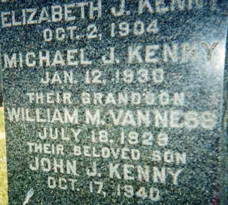 KENNY, JOHN - Queens County, New York | JOHN KENNY - New York Gravestone Photos