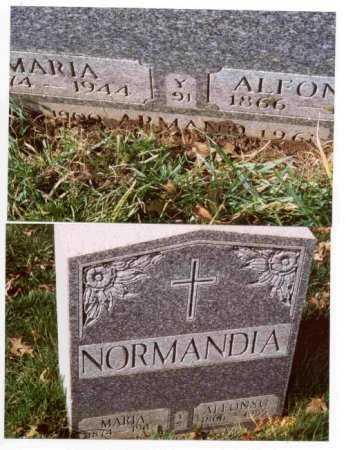 NORMANDIA, MARIA CRISTINA - Queens County, New York | MARIA CRISTINA NORMANDIA - New York Gravestone Photos