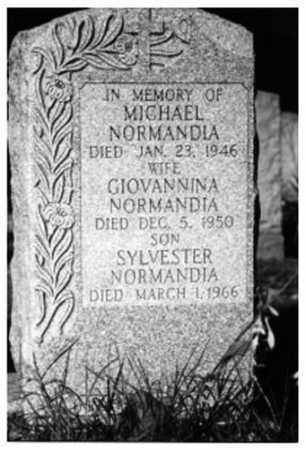 NORMANDIA, GIOVANNINA - Queens County, New York | GIOVANNINA NORMANDIA - New York Gravestone Photos