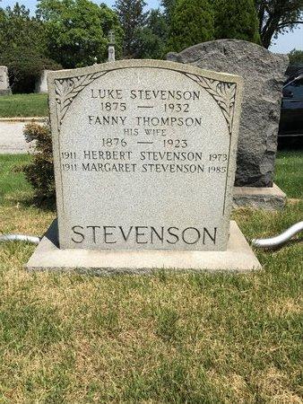 THOMPSON, FANNY - Queens County, New York | FANNY THOMPSON - New York Gravestone Photos