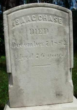 CHASE, ISAAC - Rensselaer County, New York | ISAAC CHASE - New York Gravestone Photos