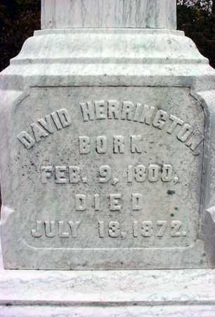 HERRINGTON, DAVID - Rensselaer County, New York   DAVID HERRINGTON - New York Gravestone Photos