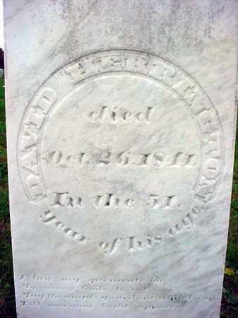HERRINGTON, DAVID - Rensselaer County, New York | DAVID HERRINGTON - New York Gravestone Photos