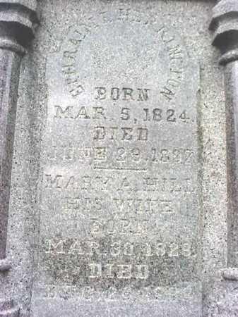 HERRINGTON, MARY A - Rensselaer County, New York | MARY A HERRINGTON - New York Gravestone Photos