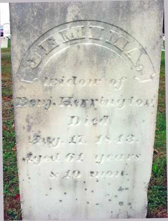 HERRINGTON, JEMIMA - Rensselaer County, New York   JEMIMA HERRINGTON - New York Gravestone Photos