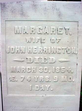 HERRINGTON, MARGARET - Rensselaer County, New York   MARGARET HERRINGTON - New York Gravestone Photos