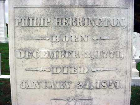 HERRINGTON, PHILIP - Rensselaer County, New York   PHILIP HERRINGTON - New York Gravestone Photos