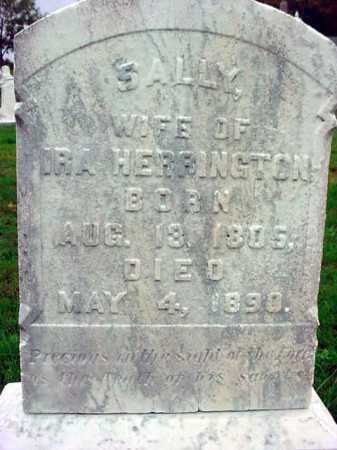 HERRINGTON, SALLY - Rensselaer County, New York | SALLY HERRINGTON - New York Gravestone Photos
