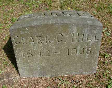 HILL, CLARK C - Rensselaer County, New York | CLARK C HILL - New York Gravestone Photos