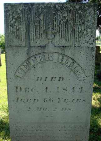 HILL, PETER - Rensselaer County, New York | PETER HILL - New York Gravestone Photos
