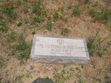 HOLCOMB, CLIFFORD - Rensselaer County, New York | CLIFFORD HOLCOMB - New York Gravestone Photos
