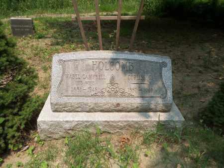 HOLCOMB, CORLISS G. - Rensselaer County, New York | CORLISS G. HOLCOMB - New York Gravestone Photos