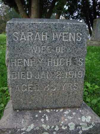 IVENS, SARAH - Rensselaer County, New York | SARAH IVENS - New York Gravestone Photos