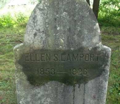 LAMPORT, ELLEN S - Rensselaer County, New York | ELLEN S LAMPORT - New York Gravestone Photos