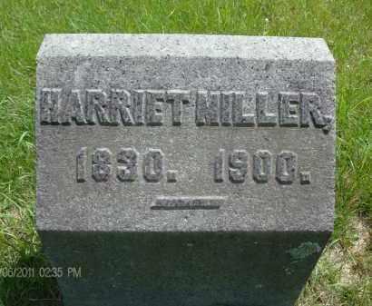 MILLER, HARRIET - Rensselaer County, New York | HARRIET MILLER - New York Gravestone Photos