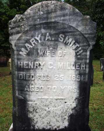 MILLER, MARY A - Rensselaer County, New York | MARY A MILLER - New York Gravestone Photos