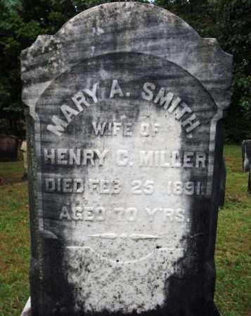SMITH, MARY A - Rensselaer County, New York | MARY A SMITH - New York Gravestone Photos