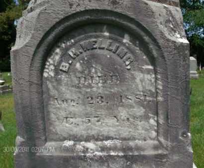 WELLING, B R - Rensselaer County, New York   B R WELLING - New York Gravestone Photos