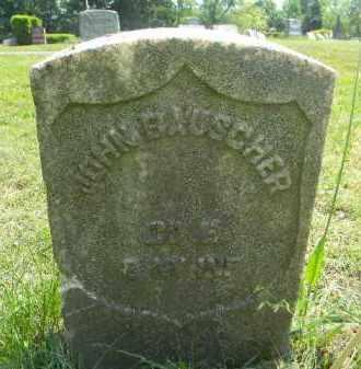 BAUSCHER, JOHN - Rockland County, New York | JOHN BAUSCHER - New York Gravestone Photos