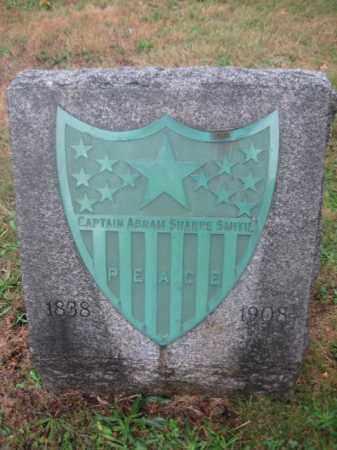 SMITH, ABRAM SHARPS - Rockland County, New York | ABRAM SHARPS SMITH - New York Gravestone Photos