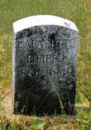 FIFIELD, LAFAYETTE - Saint Lawrence County, New York   LAFAYETTE FIFIELD - New York Gravestone Photos
