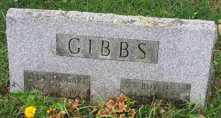 TAGGART GIBBS, LYLA - Saint Lawrence County, New York | LYLA TAGGART GIBBS - New York Gravestone Photos
