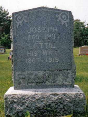 PELKEY, LETTIE - Saint Lawrence County, New York | LETTIE PELKEY - New York Gravestone Photos