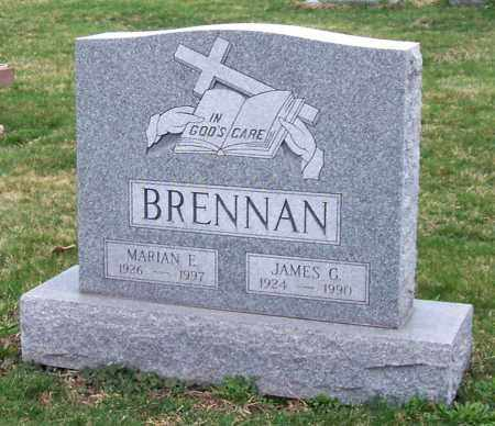 BRENNAN, MARIAN E. - Saratoga County, New York   MARIAN E. BRENNAN - New York Gravestone Photos