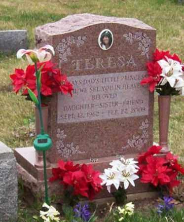 COSTANZO, TERESA - Saratoga County, New York   TERESA COSTANZO - New York Gravestone Photos