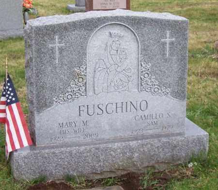 FUSCHINO, CAMILLO S. - Saratoga County, New York | CAMILLO S. FUSCHINO - New York Gravestone Photos