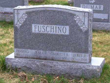 FUSCHINO, CARMELLA K. - Saratoga County, New York | CARMELLA K. FUSCHINO - New York Gravestone Photos