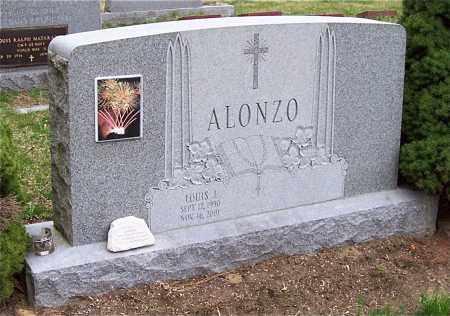ALONZO, LOUIS J. - Saratoga County, New York   LOUIS J. ALONZO - New York Gravestone Photos