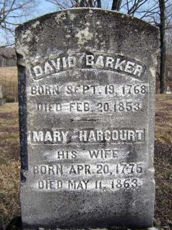 HARCOURT, MARY - Saratoga County, New York | MARY HARCOURT - New York Gravestone Photos