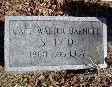 BARNETT, WALTER - Saratoga County, New York   WALTER BARNETT - New York Gravestone Photos