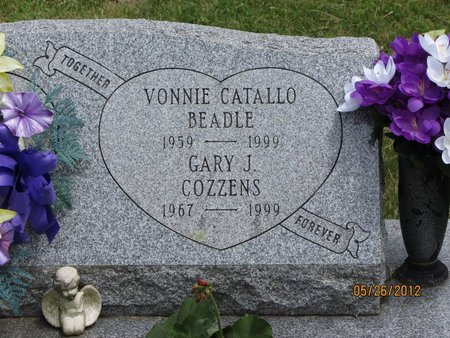 CATALLO BEADLE, VONNIE - Saratoga County, New York | VONNIE CATALLO BEADLE - New York Gravestone Photos
